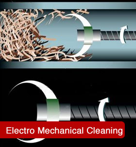 Electro Mechanical Cleaning The Choke Folk
